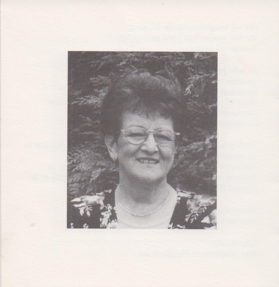 Bidprentje Petronella JohannaEgelmeers